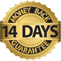 14 day Money Back Guaranteed